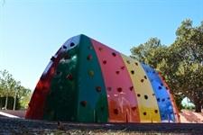 Renovació joc infantil Parc Albízies
