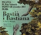 Òpera a la Plaça este proper dijous 28 de setembre