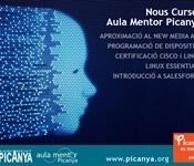 Aula Mentor Picanya amplia el seu catàleg de cursos