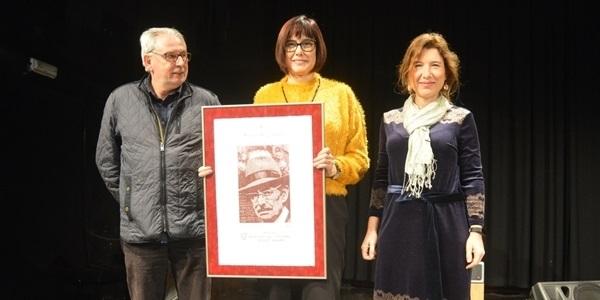 Lourdes Bohigues guanya el seu segon premi Enric Valor