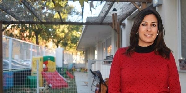 Mari Miralles es posa al capdavant de l'escoleta infantil