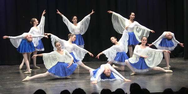 Festival Solidari Cáritas - Grup de Ballet de Picanya