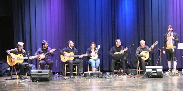 Festival Solidari Cáritas - Rondalla Faitanar