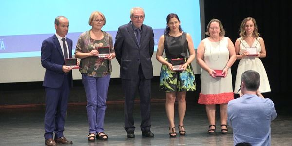 FESTES 2016 - Lliurament Medalles de la Vila