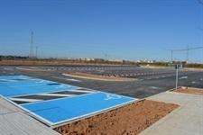 Construcció nou aparcament
