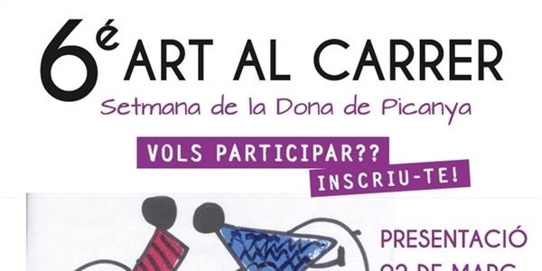 """Nova edició de la mostra """"Art al carrer"""""""