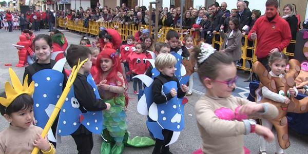 FALLES 2018 - Cavalcada Ninot Infantil - Falla Avda. Sta. Maria del Puig