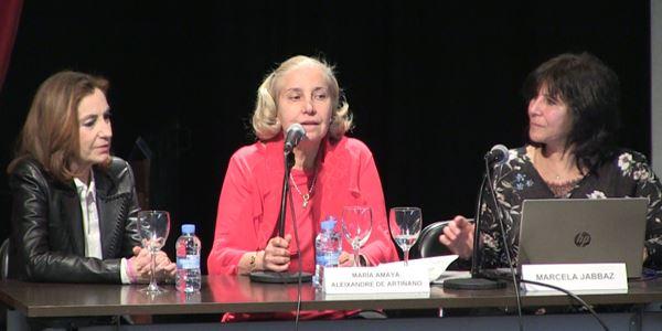 Dies de les dones - Presentació Premis Concepción Aleixandre