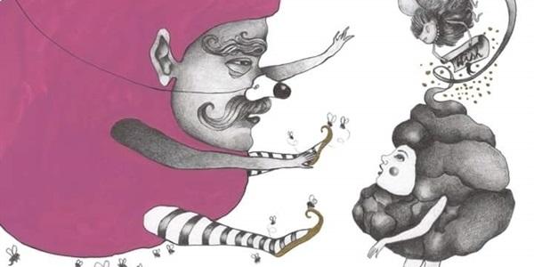 La il·lustradora picanyera Regina Quesada presenta el seu darrer treball a la Biblioteca
