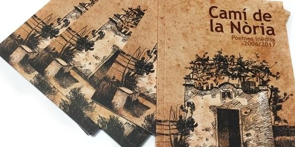 Nou llibre amb la recopilació de les poesies guanyadores del Premi Camí de la Noria