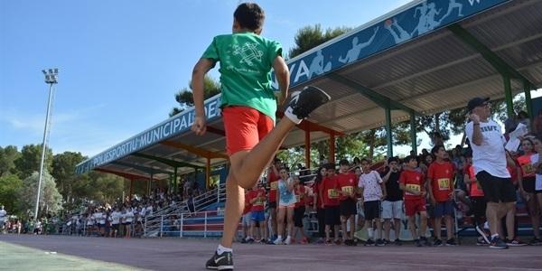Imatges de la MiniOlimpiada de la 36a Setmana Esportiva