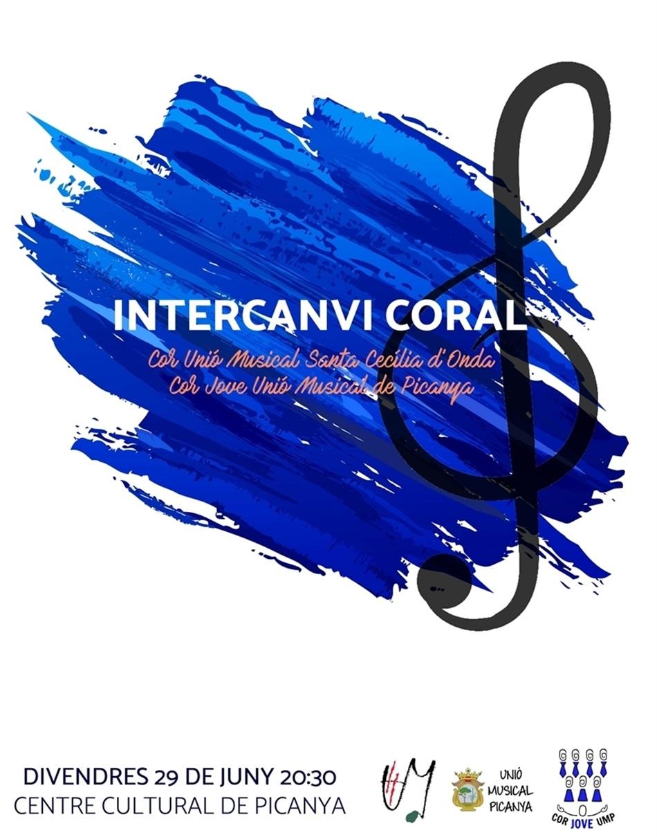 INTERCANVI CORAL COR JOVE UMP juny 2018