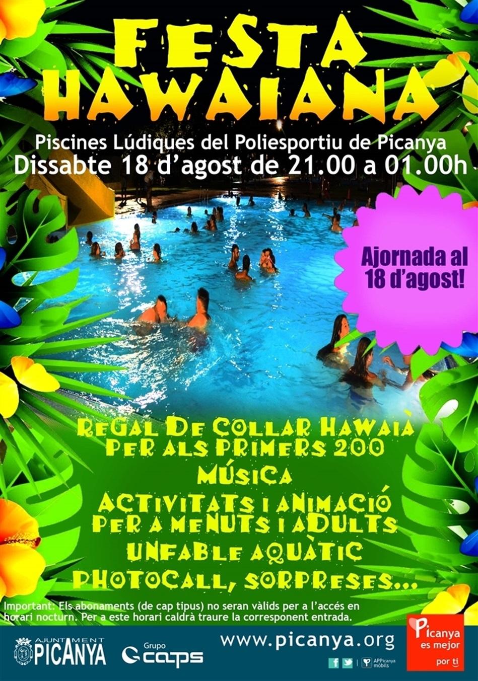 cartel_piscina_nit_festa_hawaiana_ajornament