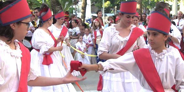 Dansetes del Corpus - Les Vetes de Sueca - Grup de Danses Realenc