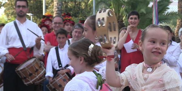 Dansetes del Corpus - Els Arets de Castelló - Escola de Dansa Carrasca