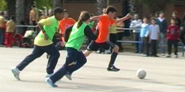 Encontre d'escoles esportives