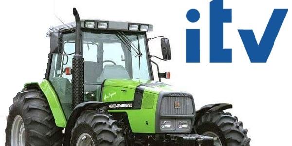 Inspecció tècnica per a vehicles agrícoles