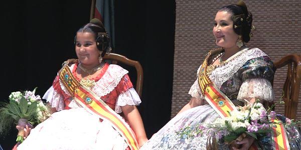 FALLES 2019 - Exaltació de les Falleres Majors de Picanya