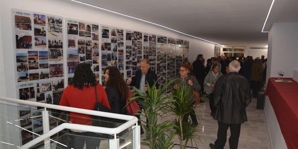"""Obri la Sala Municipal d'Exposcions """"Carmen Alborch"""""""
