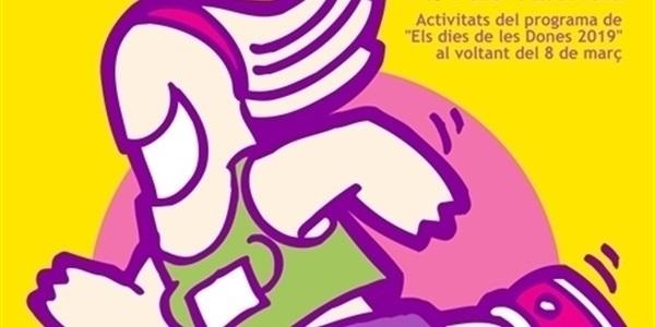El divendres 1 de març, totes les dones... a còrrer!