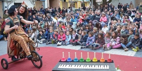 7a GiroscòPICA, Fira Valenciana d'Arts de Carrer