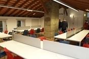 Obres nova Biblioteca i Centre d'Estudi Gener_2012 P1198039