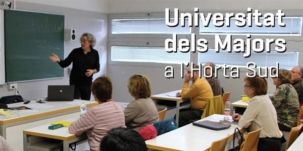 La Universitat dels Majors obri matrícula