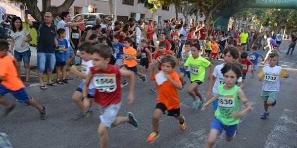 3a Cursa Infantil Caixa Rural Torrent. CURSES