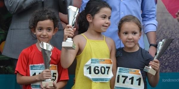 3a Cursa Infantil Caixa Rural Torrent. TROFEUS