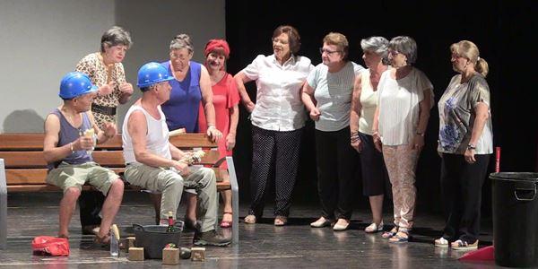 FESTES 2019 - Grup de Teatre de Persones Majors