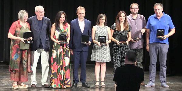 FESTES 2019 - Recepció a les associacions i medalles de la Vila