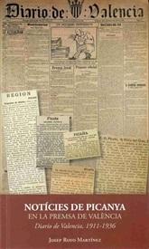 Notícies de Picanya en la premsa de València. Diario de Valencia 1911-1936