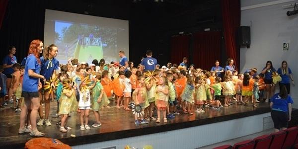 Festa cloenda Escola d'Estiu 2019