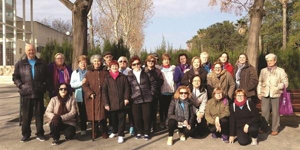 Caminata por cauce del río Túria