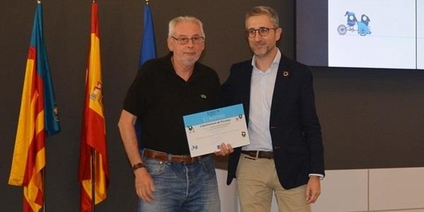 La Generalitat Valenciana premia el carril bici de Picanya
