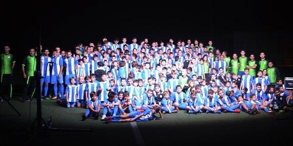 El CF Benimar Picanya es presentà davant la seua afició