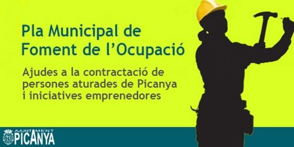 Ajudes per a la contractació de persones aturades i a les iniciatives emprenedores