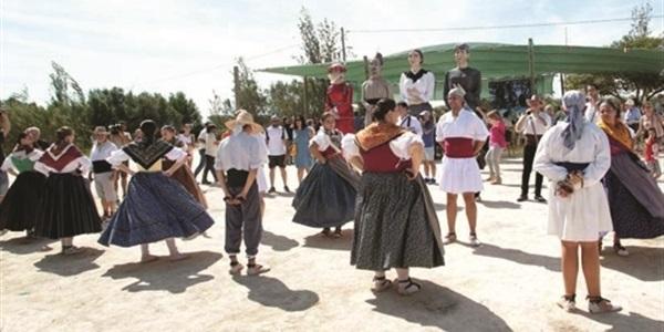 2a vetlada de la 8a Temporada de Folklore valencià