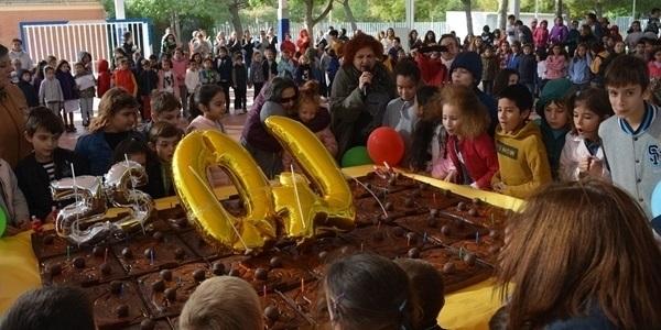 L'Escola Ausiàs March celebra el seu 40 aniversari