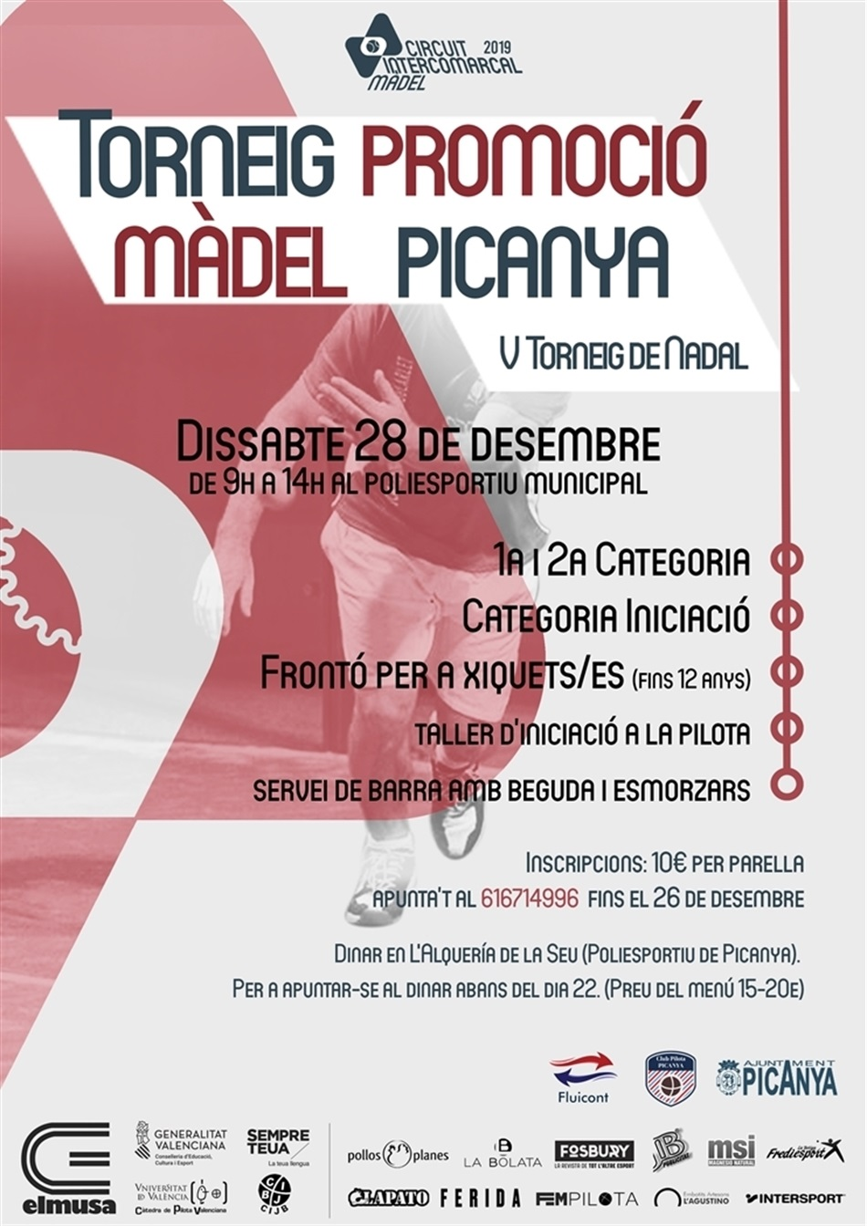 torneig madel picanya nadal 2019