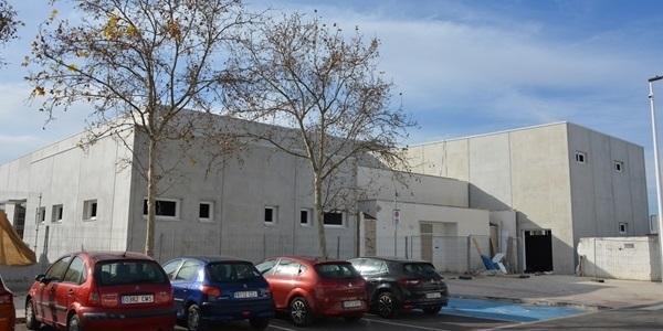 Sostre per al nou magatzem i arxiu municipal