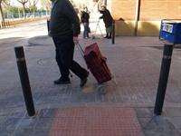 Millora d'itineraris per a vianants en vies urbanes. Carrers Doctor Herrero, Sant Pasqual, Verge del Carme,  Bonavista i Jaume I