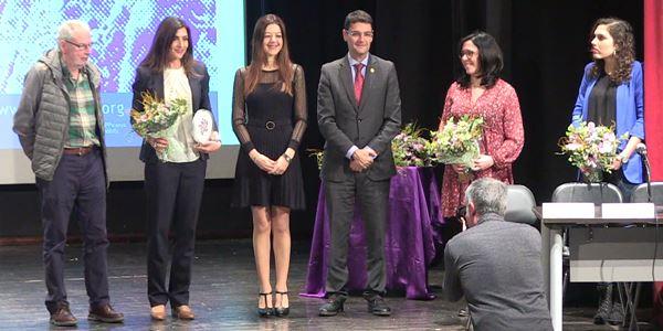 Acte de lliurament 2n Premi Concepción Aleixandre