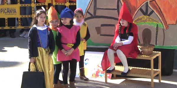 FALLES 2020 - Cavalcada Ninot Infantil · Falla Vistabella