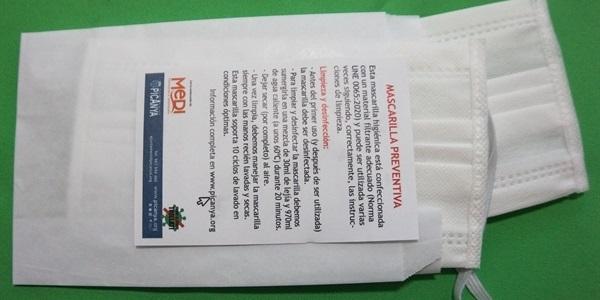 L'Ajuntament fa hui un primer repartiment de 10.000 mascaretes reutilitzables