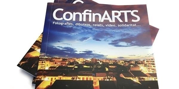 'ConfinARTS' el llibre de tot un poble