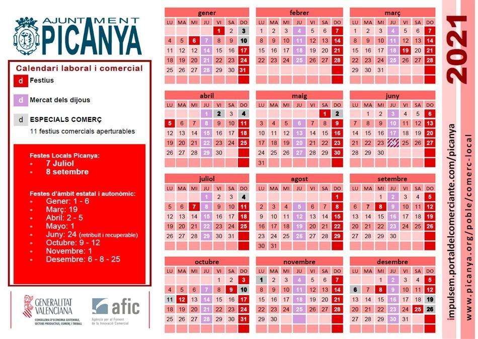 calendari_comercial_picanya_2021