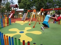 Jocs Infantils als parcs municipals
