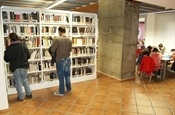 Nova Biblioteca i Centre d'Estudis en funcionament P2288703