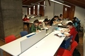 Nova Biblioteca i Centre d'Estudis en funcionament P2288707